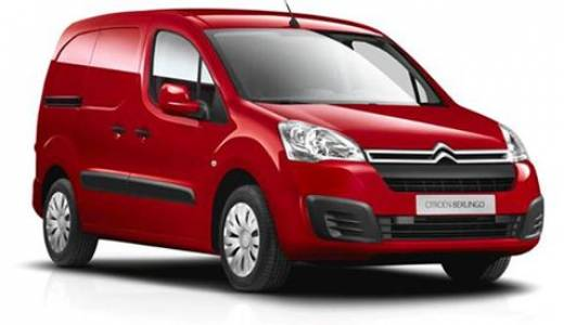 Citroen Berlingo Bluehdi 75m Club (diesel) 4 Porte