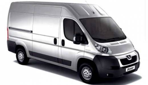 Peugeot Boxer 330 L1h2 2.0 Bluehdi 110cv (Diesel)