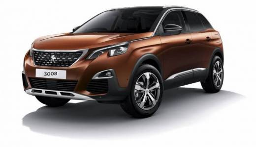 PEUGEOT 3008 Bluehdi 130 Eat8 S&s Business (Diesel) – 8A Marce – 5 Porte – 96 KW