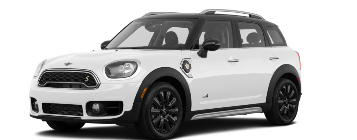 mini countryman cooper se all4 hybrid