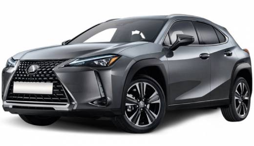Lexus UX Business Hybrid