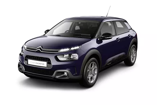 citroen c4 cactus bluedHDI 100 S&S Feel