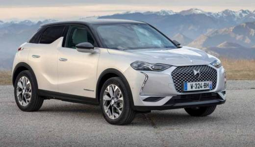 DS 3Crossback E-TENSE Business (Elettrica)