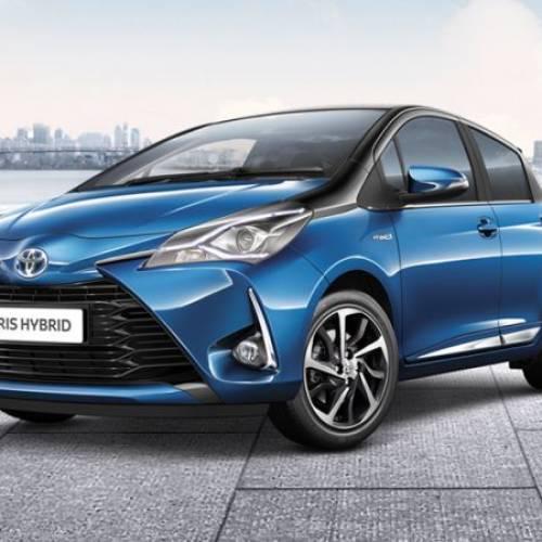 Toyota Yaris 1.5 Business Hybrid