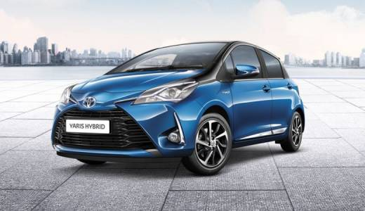 Toyota Yaris 1.5 Business Hybrid