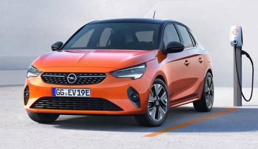 Opel Corsa 100 Kw E Edition