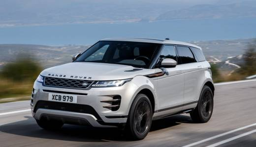 Land Rover Range Rover Evoque 20 d150 Business Edition Premium