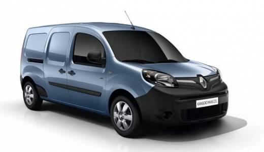 Renault Kangoo ZE ice