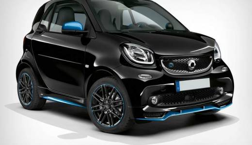 Smart ForTwo EQ 60 Kw Youngster