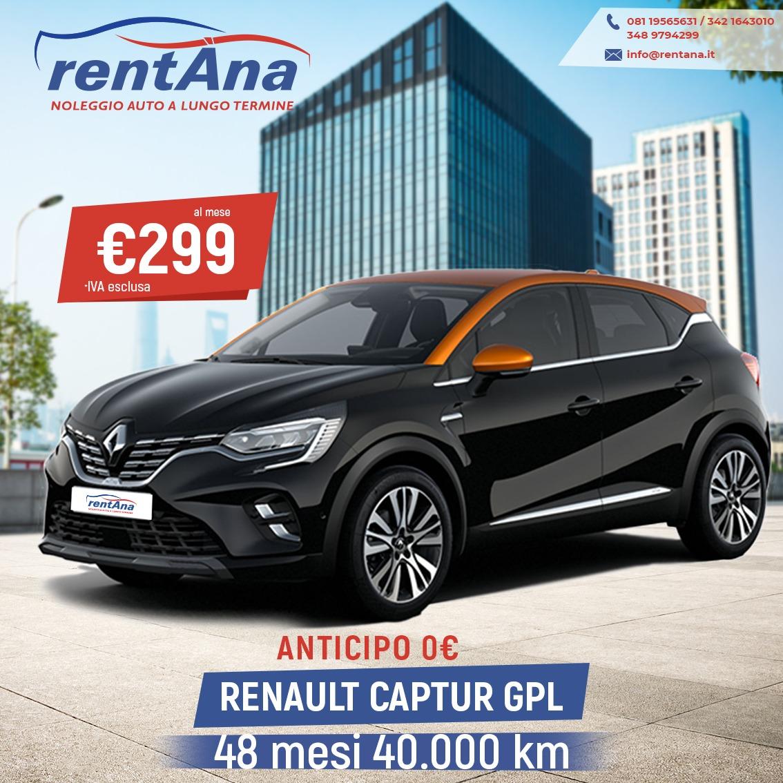 Renault Capture GPL